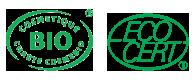 Labels de cosmétiques Certifiés Bio